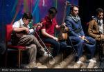 جشنواره موسیقی فجر برگزیدگان جشنواره جوان، حسین خوش چهره