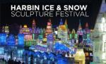 جشنواره مجسمه های یخی و برفی هاربین - چین
