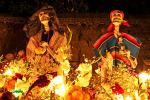 جشن روز مردگان مکزیک