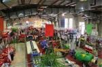 اولین نمایشگاه عرضه مستقیم مواد غذایی،محصولات کشاورزی صنعتی و سنتی و روستایی - زنجان