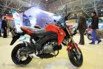 چهارمين نمایشگاه تخصصی موتور سیکلت و دوچرخه گلستان - 96