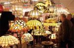 بیست و پنجمین نمایشگاه بین المللی لوستر و چراغهای تزئینی تهران - 96