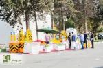 چهارمین نمایشگاه خدمات شهری حمل و نقل شهری،فضای سبز و ماشین آلات وتجهیزات وابسته ( شهر زیبا ) - شیراز 96
