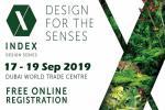 نمایشگاه  طراحی داخلی INDEX ؛امارات - شهریور 98