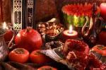 نمایشگاه شب چله ایرانی ؛ بیرجند - آذر و دی 98