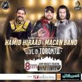 کنسرت گروه ماکان بند و حمید هیراد تورنتو بهمن 98