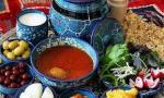 جشنواره سفره ایرانی، غذای ایرانی اراک بهمن 98
