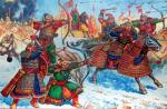 آغاز حمله مغول به ایران در پاییز 598 خورشیدی - مهر 99