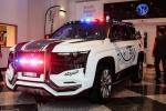 نمایشگاه بین المللی تجهیزات امنیت و فناوری پلیس دبی 2021