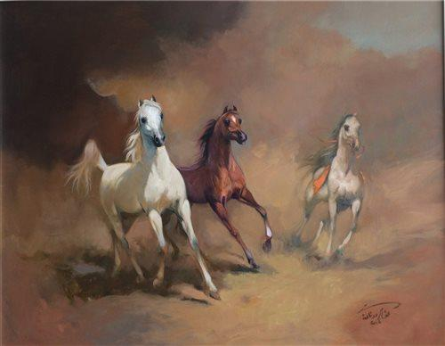 نمایشگاه نقاشی هنرمندان معاصر