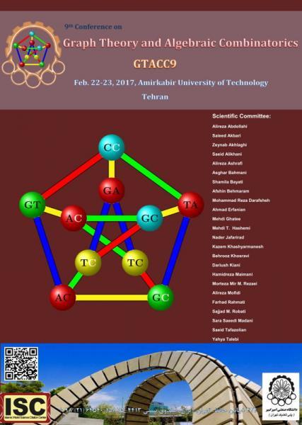 نهمین کنفرانس نظریه گراف و ترکیبیات جبری