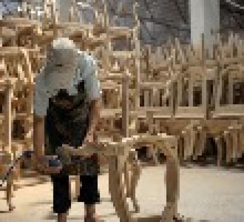 اولین نمایشگاه صنایع چوبی و مبلمان - تبریز