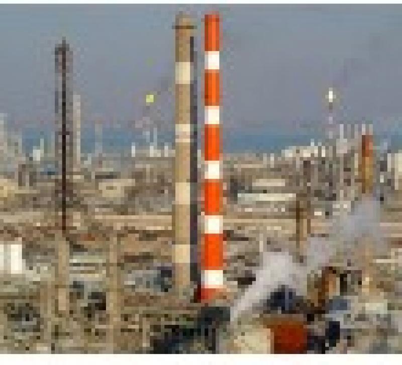 نخستین نمایشگاه نفت، گاز و پتروشیمی ؛تبریز - 96