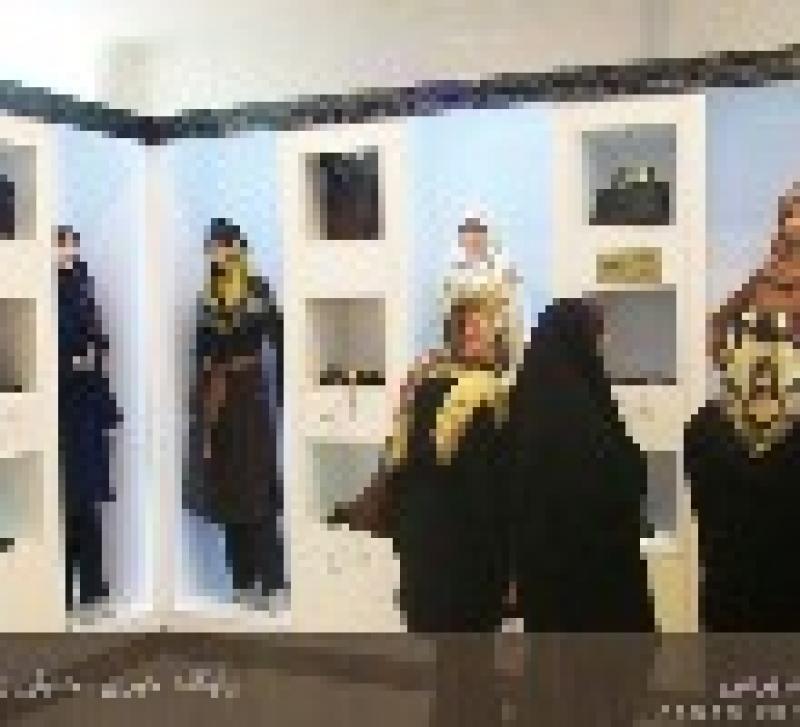 دومین نمایشگاه پوشاک و مد ، کیف و کفش - شیراز 96