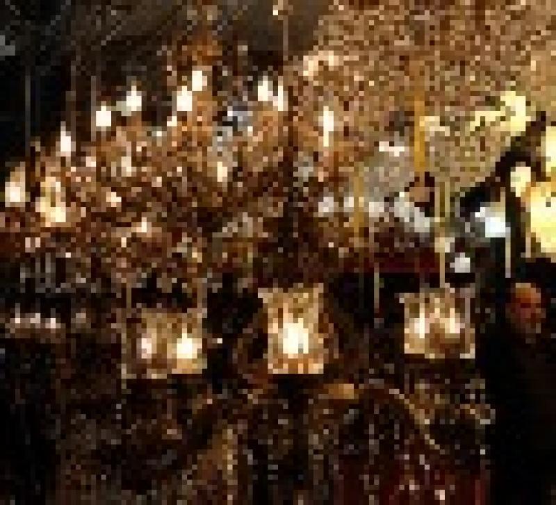 سومین جشنواره روشنایی و نورپردازی ، چراغهای تزئینی - شیراز 96