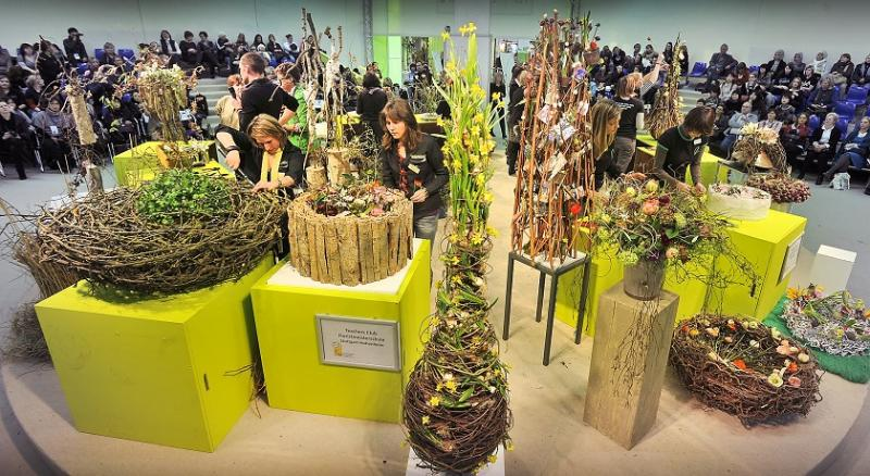 نمایشگاه گل و گیاه دبی (IPM)  - 96