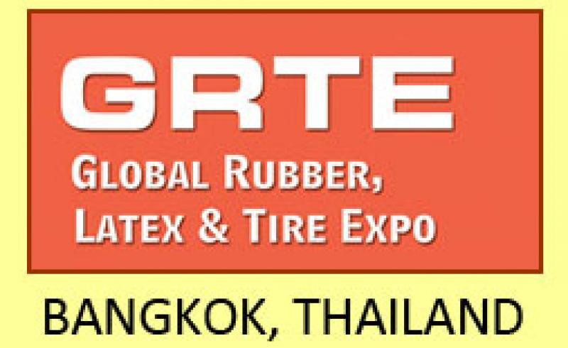 نمایشگاه لاستیک و تایر بانکوک (GRTE)  - تایلند