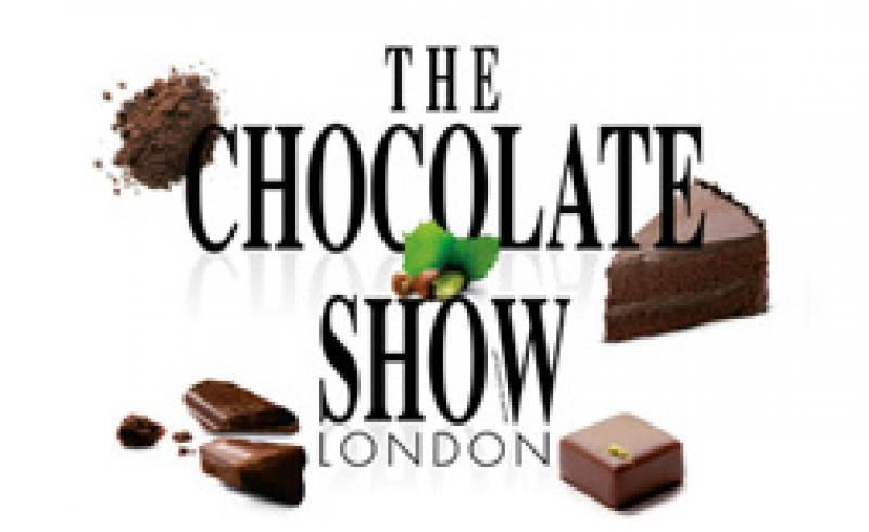 نمایشگاه شکلات لندن  - انگلستان