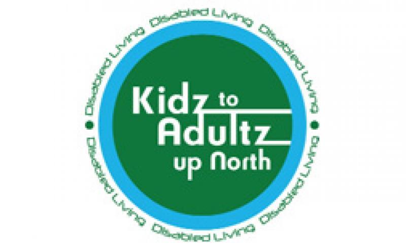 نمایشگاه کودکان کم توان جسمی منچستر (Kidz to Adultz up North ) انگلستان