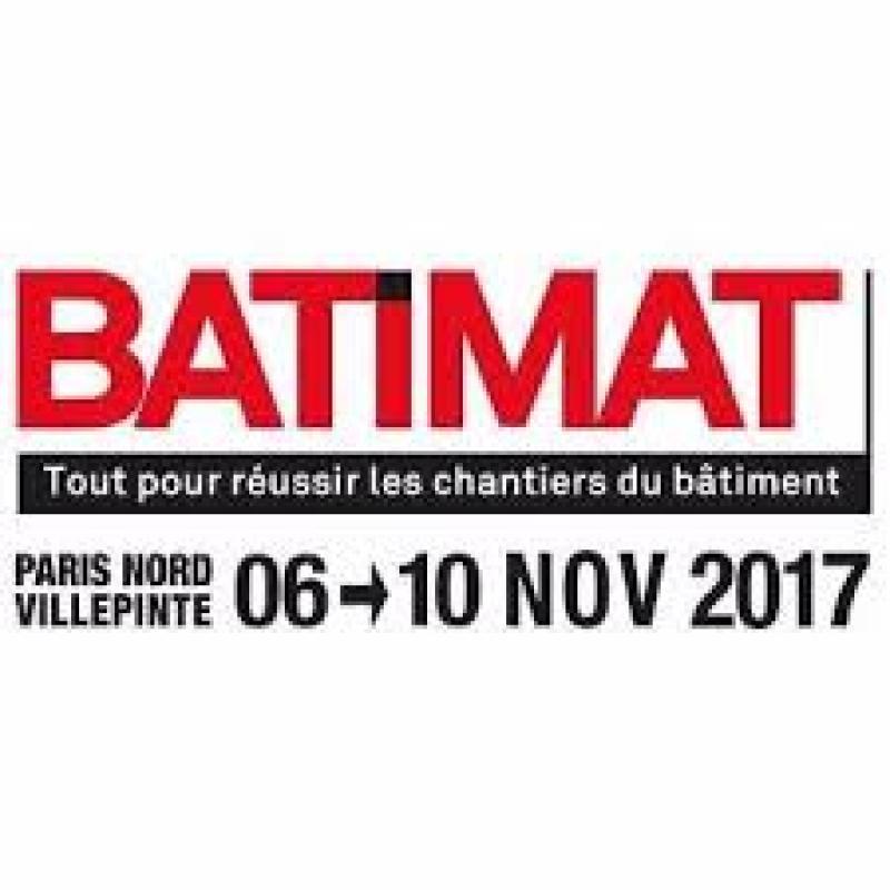 نمایشگاه ساختمان ؛منابع انرژی ؛تهویه مطبوع فرانسه(Batimat2017)