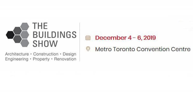 نمایشگاه صنعت ساختمان تورنتو ؛ کانادا 2019 - آذر 98