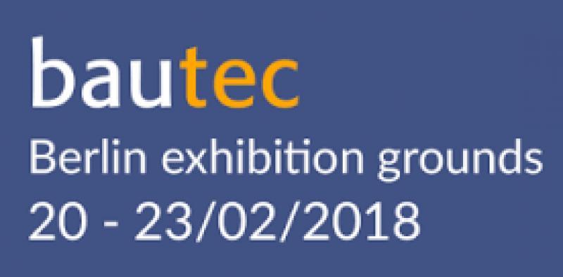 نمایشگاه صنعت ساختمان آلمان (Bautec2018)