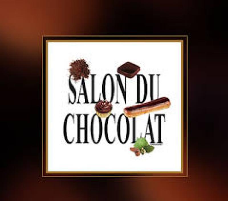 نمایشگاه شکلات فرانسه (SALON DU CHOCOLAT2017)