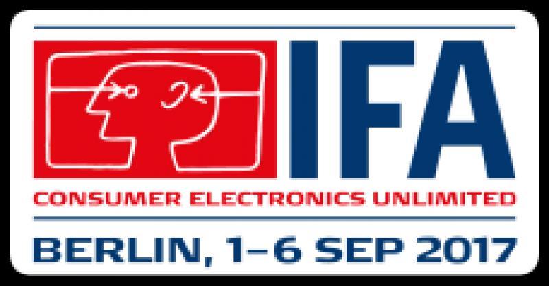 نمایشگاه لوازم الکترونیکی و لوازم خانگی آلمان (2017 IFA )