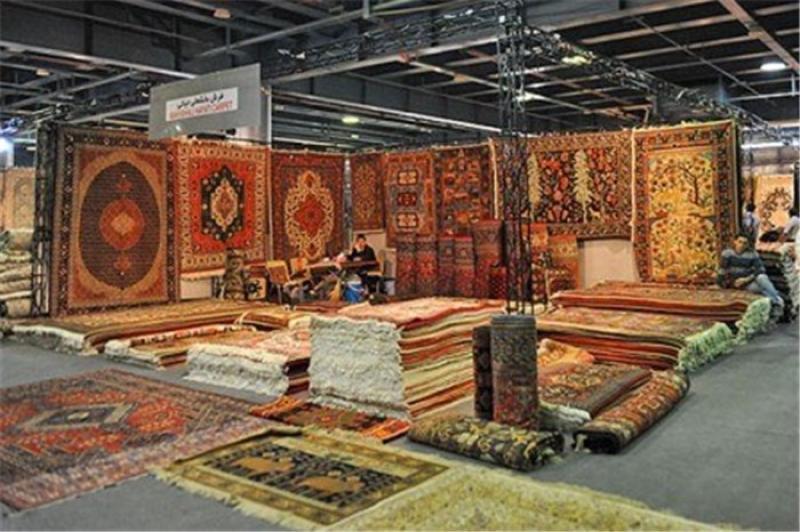 نمایشگاه لوازم خانگی ، منسوجات و فرش ماشینی؛کرمان - 96