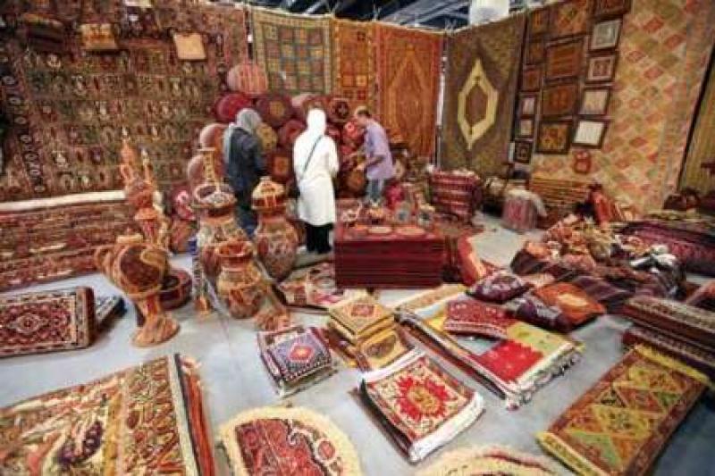 هشتمین نمایشگاه تخصصی فرش ماشینی ، موکت ، کف پوش و دکوراسیون داخلی ؛ فرشینه – اردبیل