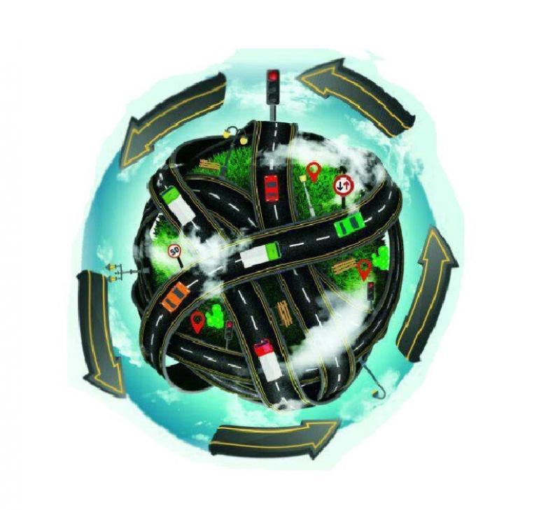 سومين نمايشگاه تخصصي خدمات شهري ، مبلمان شهري ، حمل و نقل عمومي و ماشين آلات راه سازي  - اراک