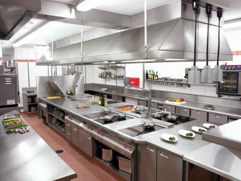 نمایشگاه تجهیزات آشپزخانه صنعتی،رستورانی،فست فود ؛ هتل و صنایع وابسته