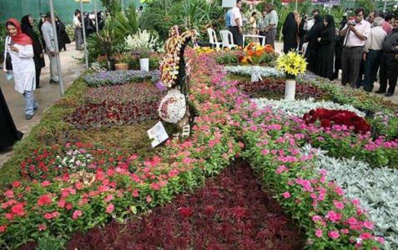 نمایشگاه تخصصی گل و گیاه و گیاهان دارویی  - بوشهر