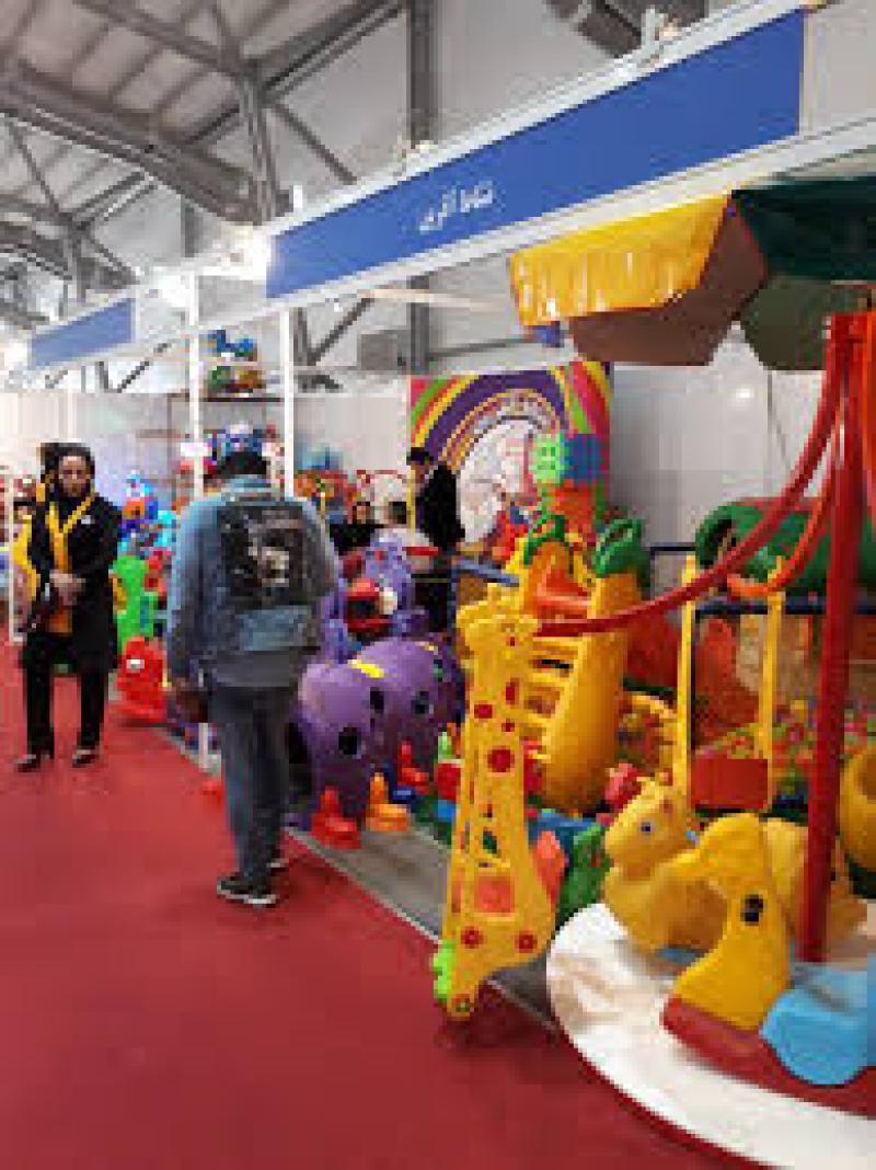 اولين نمایشگاه تخصصی نوزاد ، کودک و نوجوان و اسباب بازی - استان گلستان