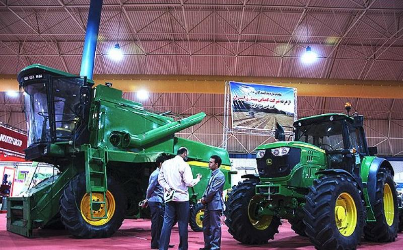 سیزدهمين نمایشگاه بین المللی ماشین آلات کشاورزی، ادوات،  تجهیزات ، صنایع وابسته و نهاده های کشاورزی - استان گلستان