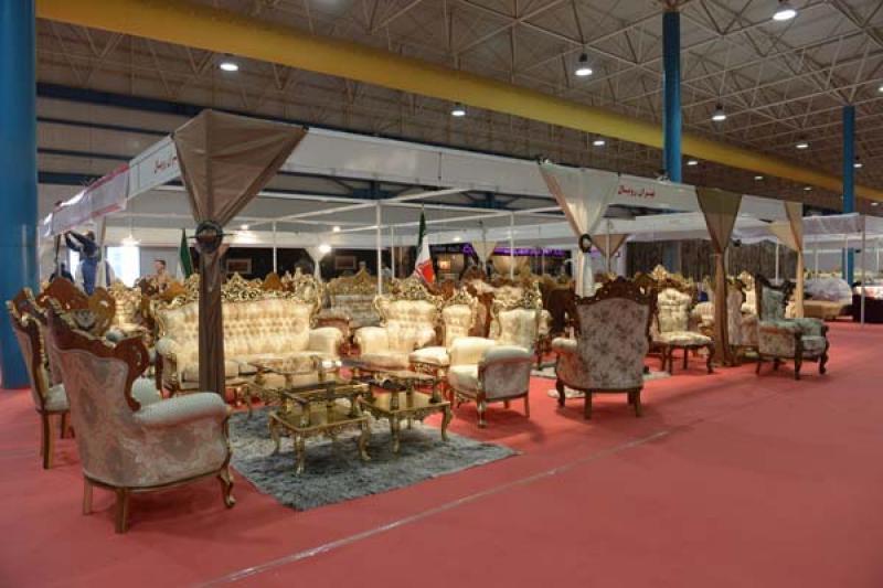 دوازدهمين نمایشگاه تخصصی مبلمان و دکوراسیون داخلی - استان گلستان