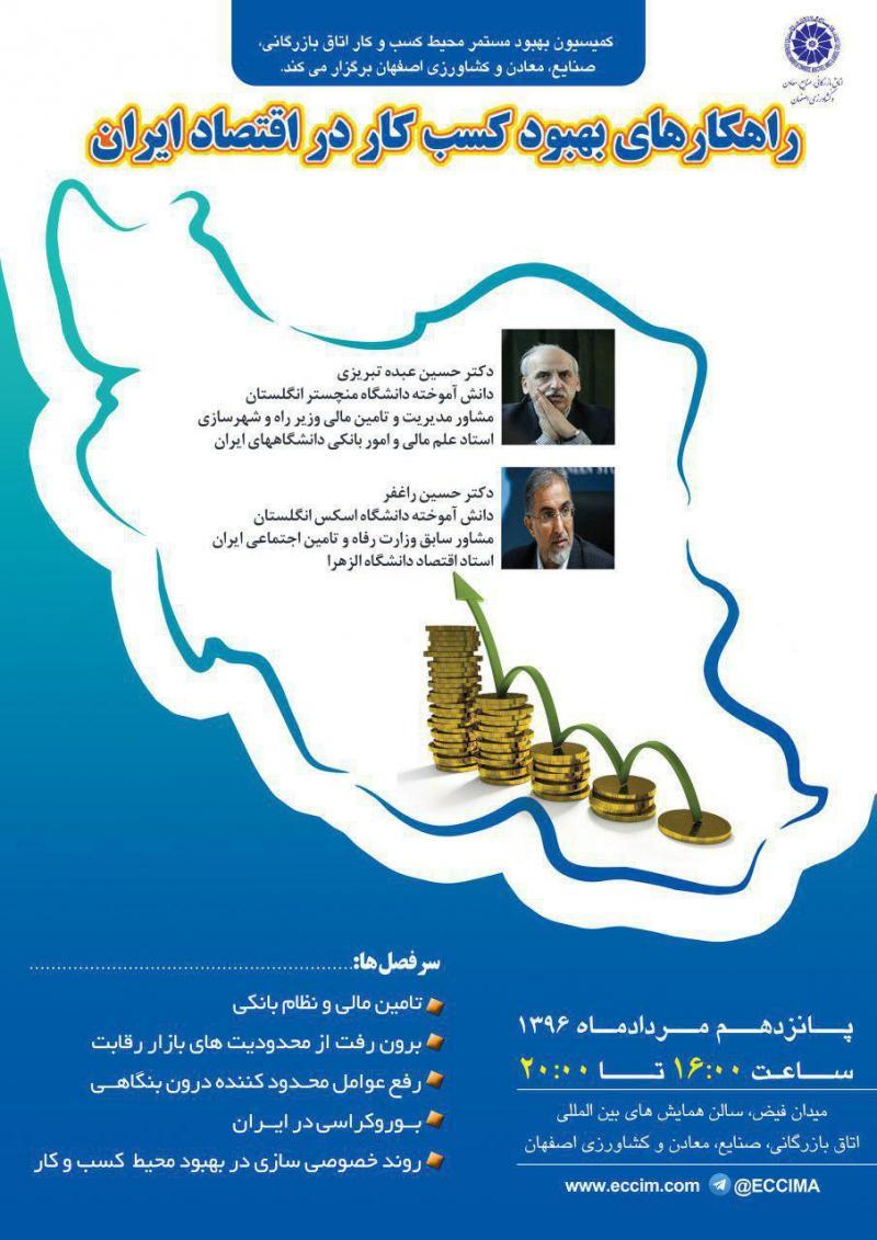 راهکارهای بهبود کسب و کار در اقتصاد ایران