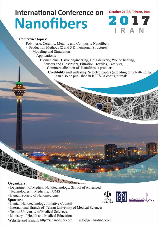 اولین همایش بین المللی نانوالیاف ایران  - 96