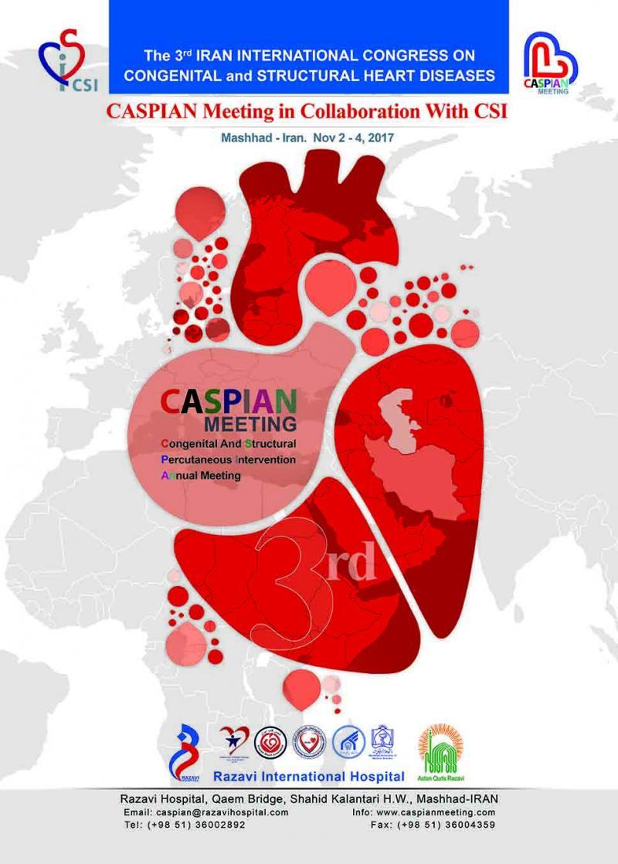 سومین کنگره مداخلات تهاجمی غیرجراحی در بیماری های مادرزادی قلب  - 96