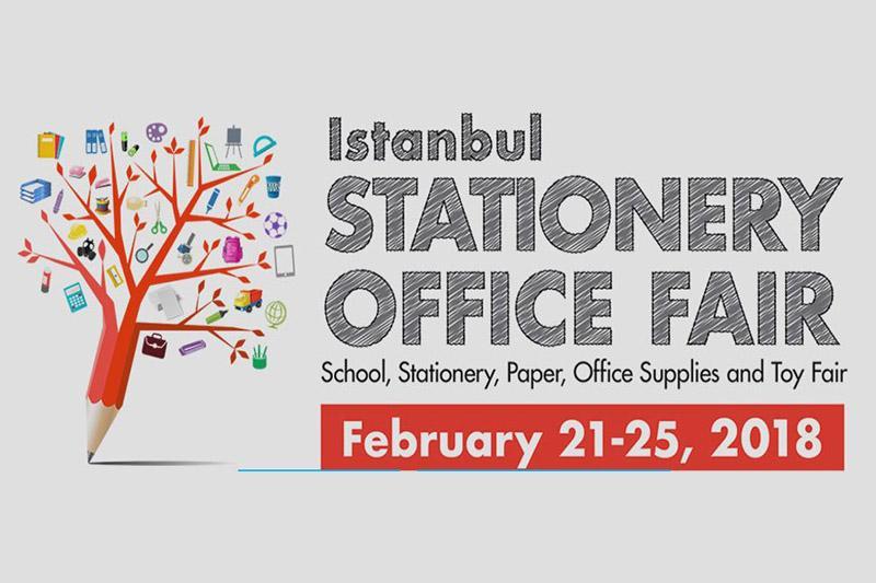 نمایشگاه لوازم التحریر و لوازم اداری ؛ استانبول - 96