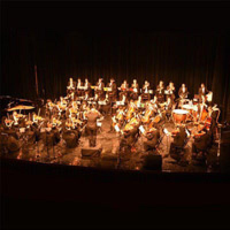ارکستر سمفونیک رسانه هنر؛ تهران - 96
