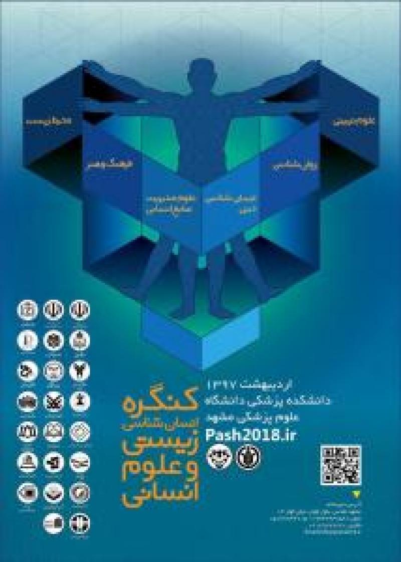 کنگره انسان شناسی زیستی و علوم انسانی ؛مشهد - 97