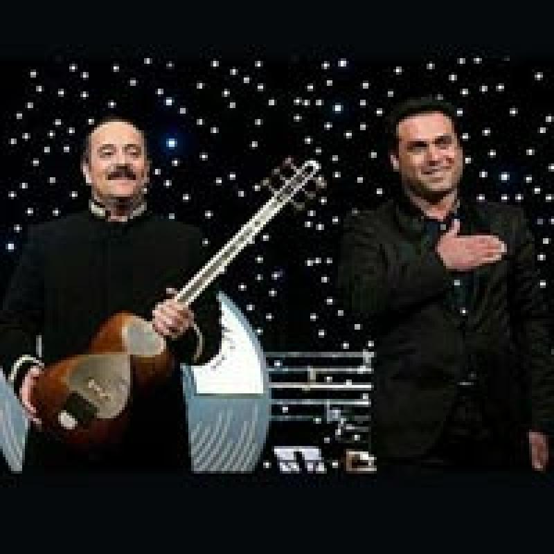 کنسرت کیوان ساکت و وحید تاج ؛ رشت - 96
