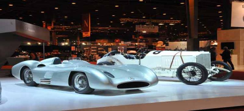 نمایشگاه خودروهای کلاسیک پاریس فرانسه 96