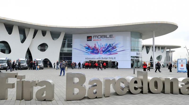 نمایشگاه و کنگره جهانی موبایل بارسلون اسپانیا 96