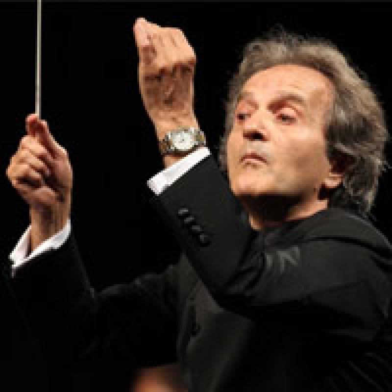 کنسرت ارکستر سمفونیک تهران (به رهبری: شهرداد روحانی)؛تهران - 96
