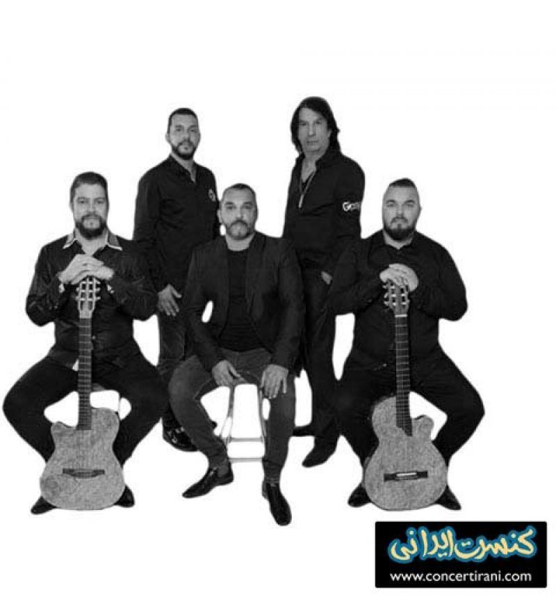 کنسرت گروه کولی های اسپانیا ؛تهران - اردیبهشت97
