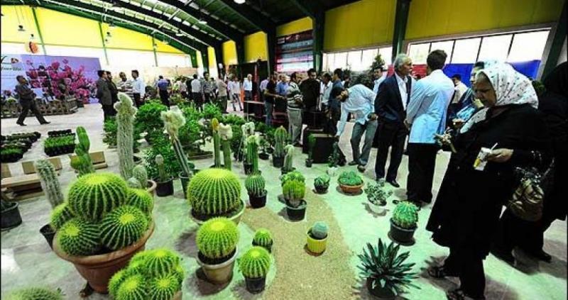 نمایشگاه بین المللی گل و گياه، ابزار، ادوات باغبانی و تجهيزات گلخانه ای ایران؛تبریز - اردیبهشت97