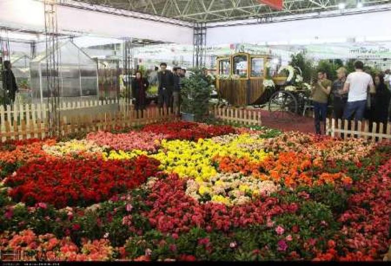 نمایشگاه گل و گیاه،باغبانی و تجهیزات گلخانه ای ؛ زنجان - اردیبهشت 97