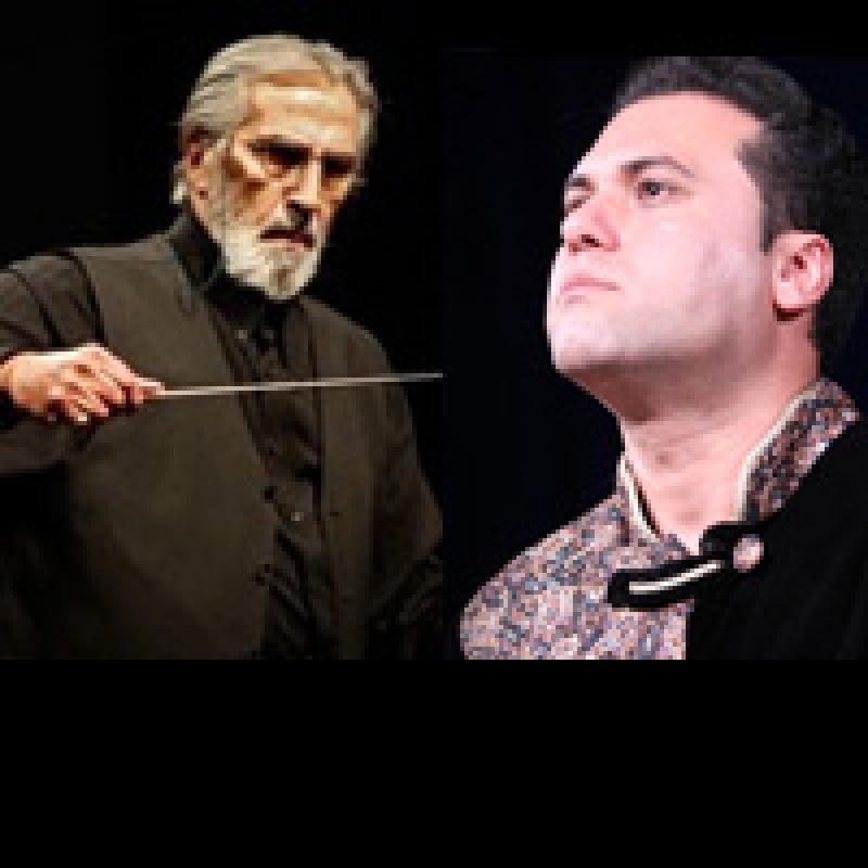 کنسرت ارکستر ملی ایران (فریدون شهبازیان، وحید تاج) ؛تهران - اردیبهشت 97